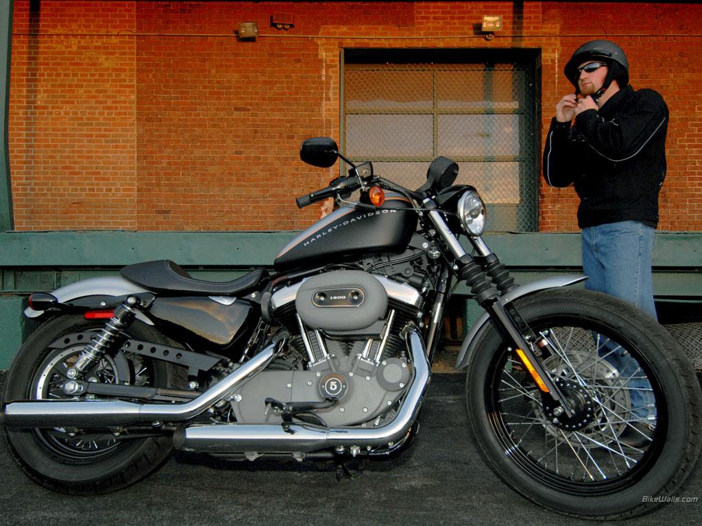 Harley-Davidson Sportster 1200 Nightster 1024 x 768 · 210 kB · jpeg