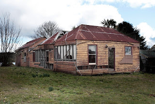 Braced House Trentham