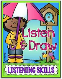 Listening Skills:  Listen & Draw