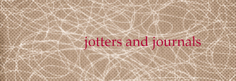 jotters and journals
