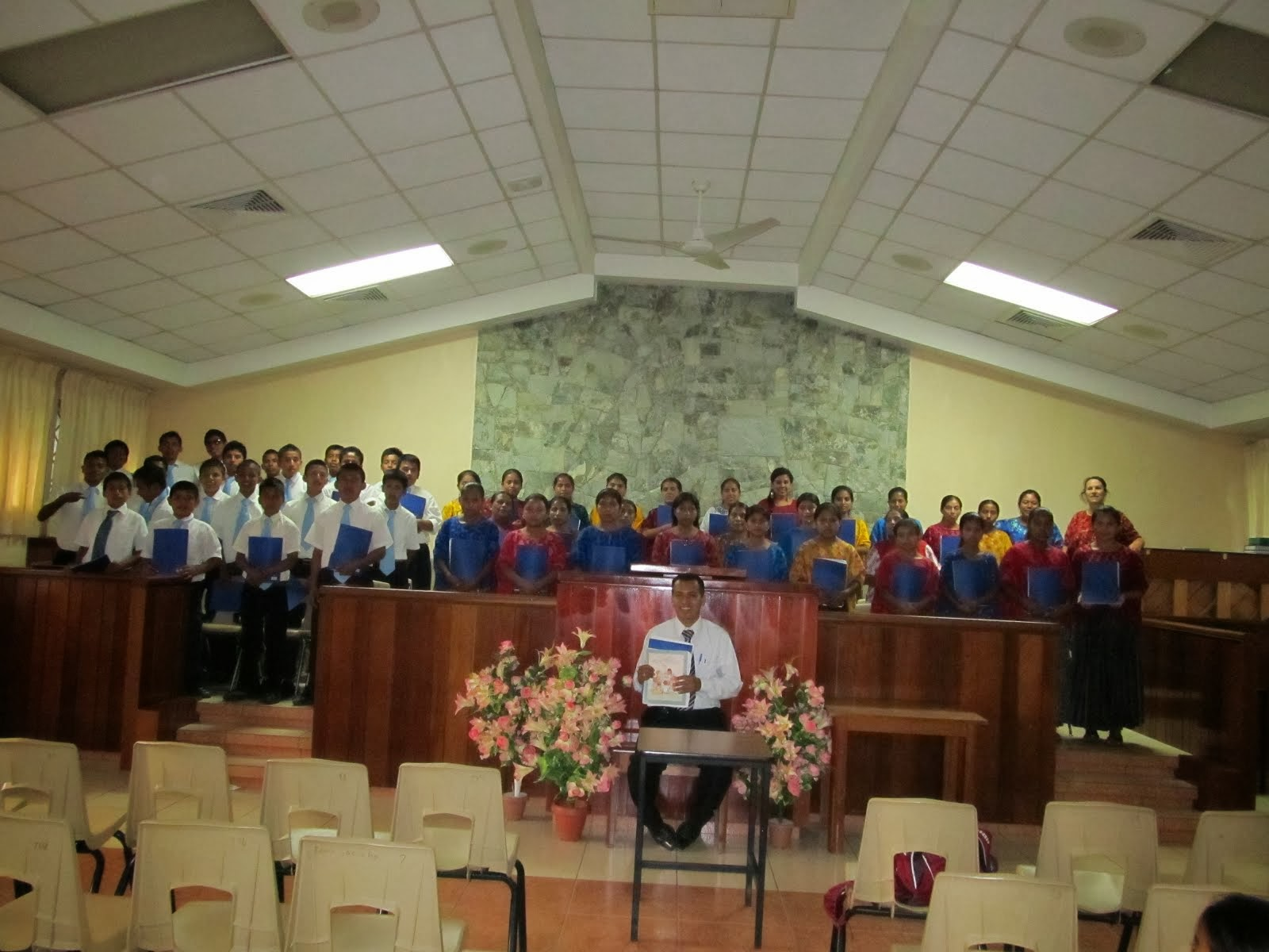 The Senahu Choir