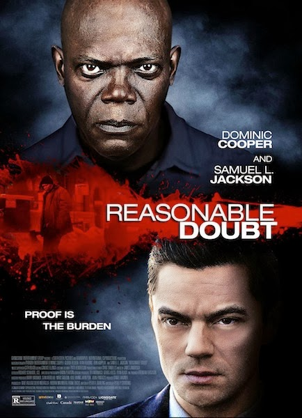 Reasonable Doubt 2014 (Blu-ray)