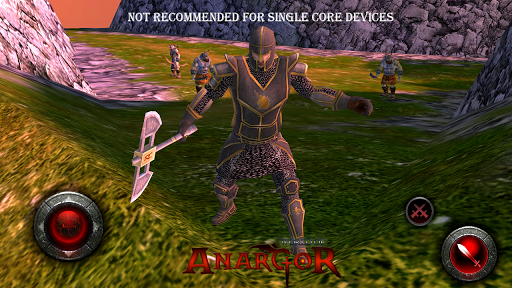 World of Anargor - 3D RPG v1.0 Apk + Data Android