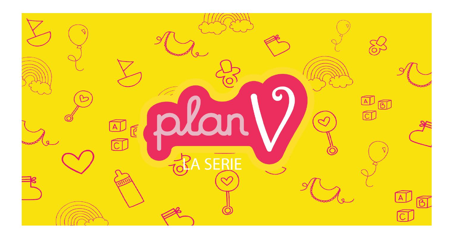 :: PLAN V :: la serie :: chicas ♥ chicas
