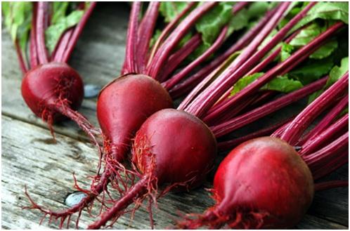 buah beet root bagus