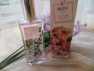 NSPA, Review, Fragrance, Perfume, Pretty, Pink, Floral, Flowers, Rose, SPA