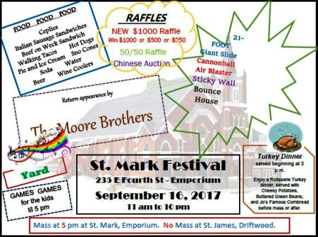 9-16 St. Marks Festival, Emporium