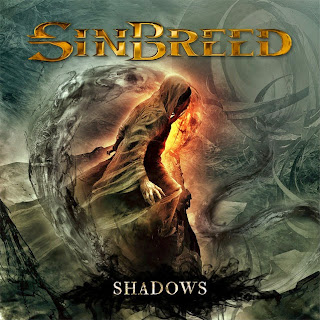 Sinbreed - 'Shadows' CD Review (German Power Metal - AFM Records)