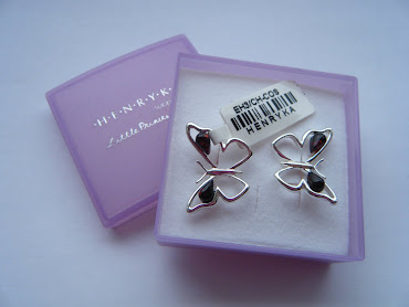 Enter my Henryka Jewellery Giveaway! ♥