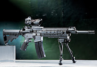 Barrett REC7 assault rifle