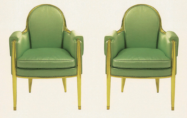 Artdeco mobiliario - Art deco caracteristicas ...