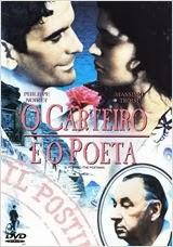 O Carteiro e o Poeta - capa do DVD