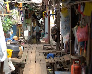 Bangkok - tak żyje (moje) miasto 10