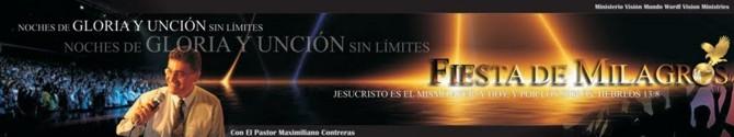 Vídeo testimoniales de la Gloria de Dios en las Fiestas de Milagros