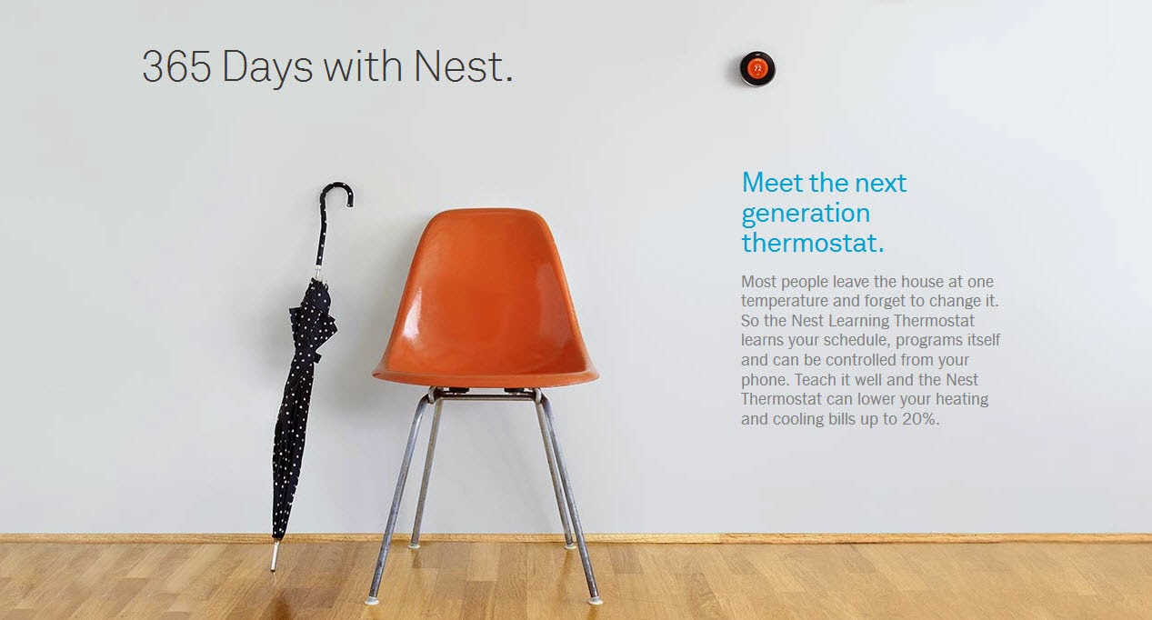 Nest Thermostat Review + Nest Smoke Detector Review (NOT Sponsored)