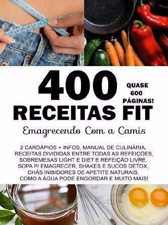 400 RECEITAS FIT