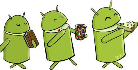 Android, Android Jelly Bean, Android Key Lime Pie, Android 4.3, Android 5.0, Android 4.3 Jelly Bean, Android 5.0 Key Lime Pie