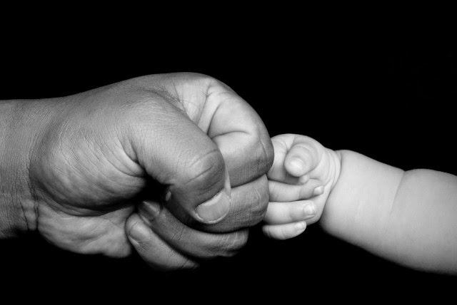 amor de un padre hacia su hijo
