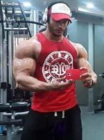 Bulging Arms