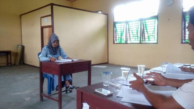 Ujian Laporan Praktek Kerja Industri ATPH SMK Negeri 2 Tambusai Utara 3