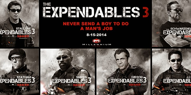 Watch online The Expendables 3 2014