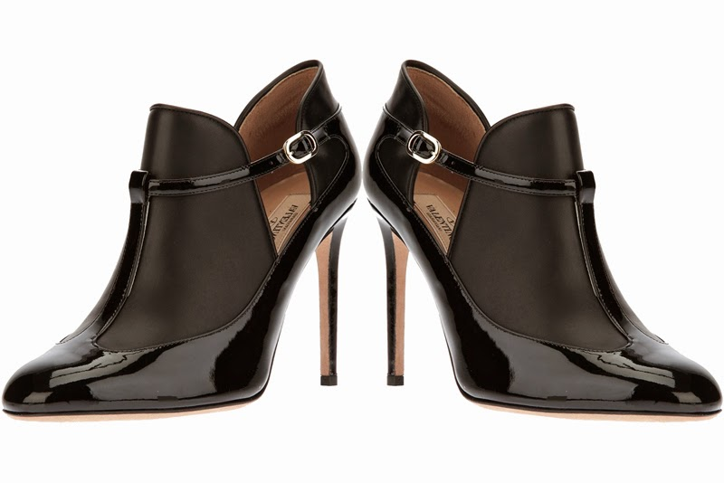 Valentino Garavani Mary Jane Pumps on Sale at Styled by Sasha