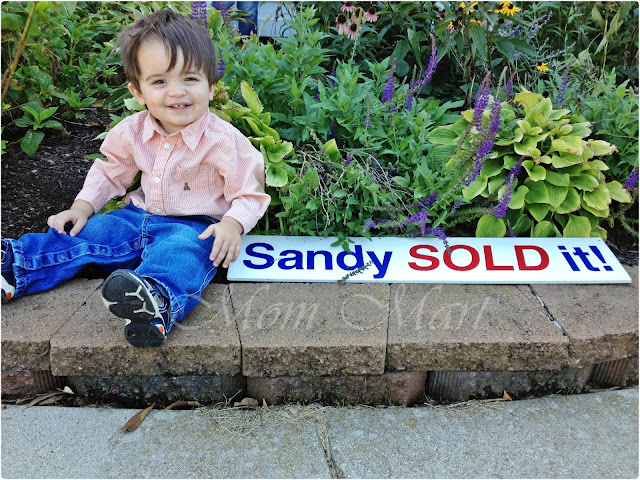 Sandy Sold It