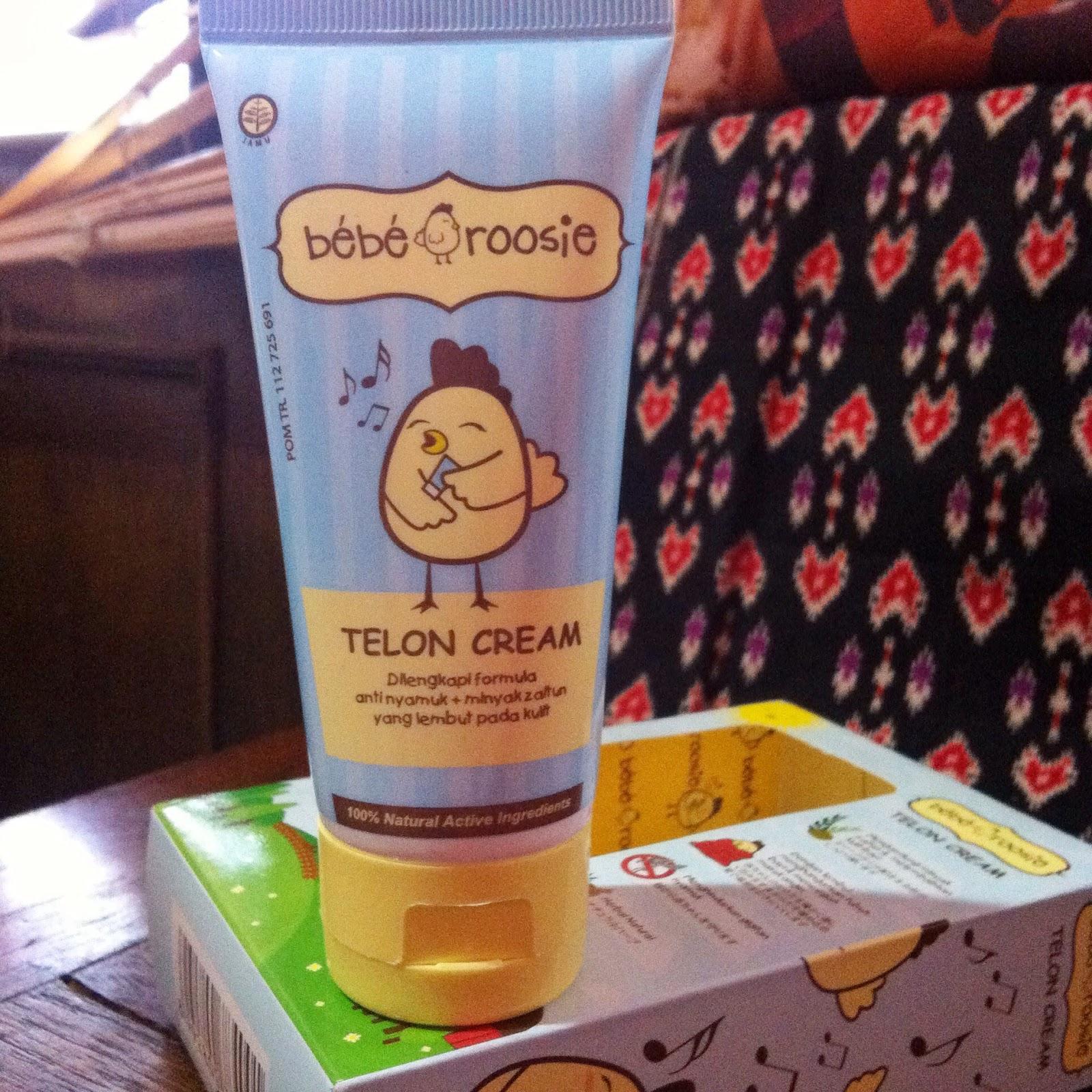 Adindas Daily Bebe Roosie Telon Cream Review Beberosie