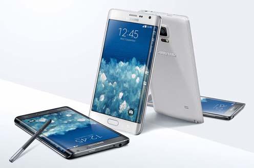 Harga Samsung Galaxy Note Edge Terbaru dan Spesifikasi Lengkap