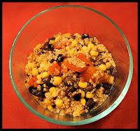 http://foodiefelisha.blogspot.com/2012/11/quinoa-chili.html