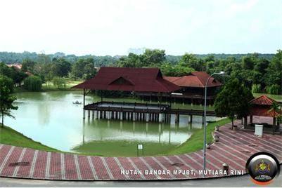 Mutiara rini urban park
