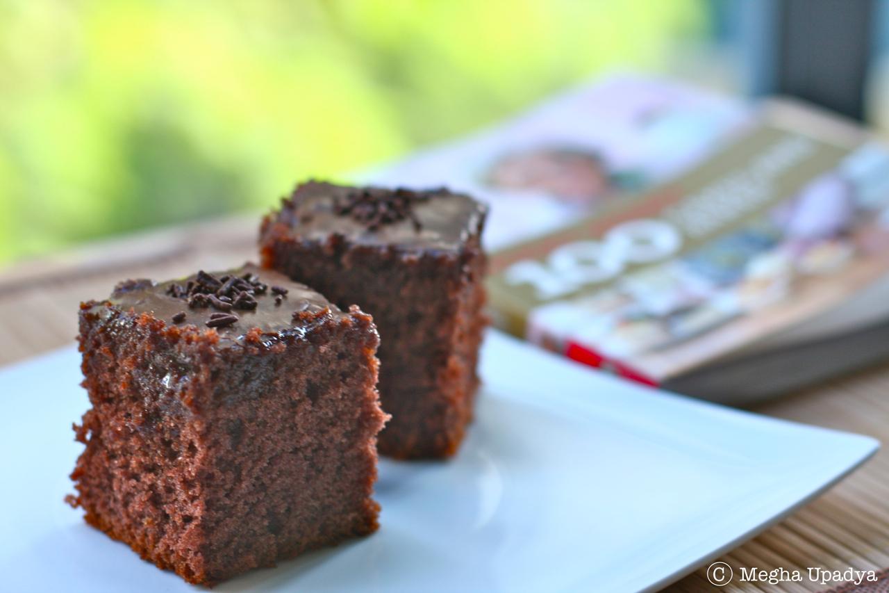 Mary Berry Chocolate Reflection Cake