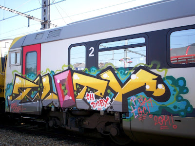 graffiti zloty