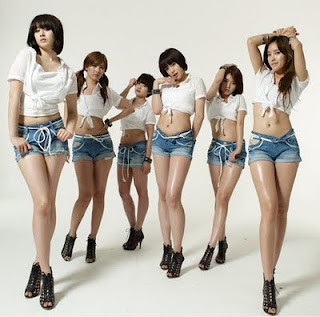 T-ara Girl band