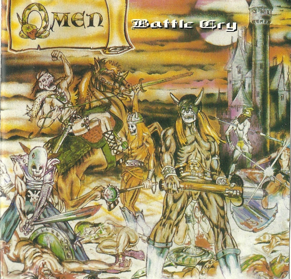 Riddle Of SteeL - MetaL Music: Omen - Battle Cry (1984 ...