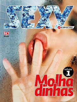 Revista Sexy Especial: Molhadinhas Vol.1 – Setembro de 2013