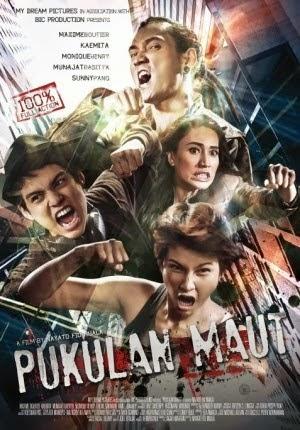 Pukulan Maut (2014) DVDRip