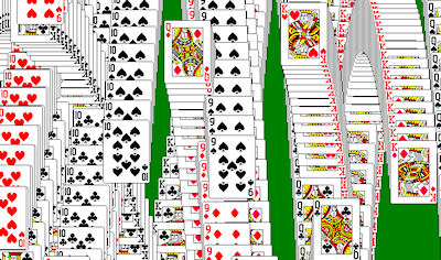 list of synonyms and antonyms of the word winning solitaire