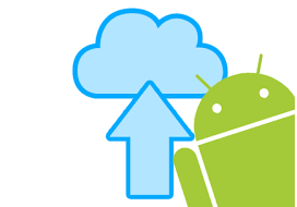how to back up data on android phone.