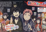 I love Blue Exorcist !
