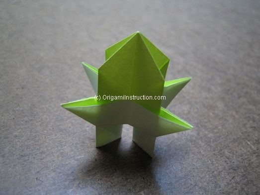 Origami origami temple for How to make paper temple