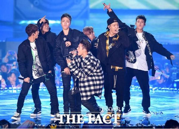 G-Dragon hào phóng cho không đàn em ca khúc mới