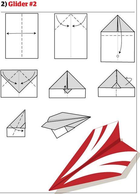 Creative Tricks Paper Planes 1