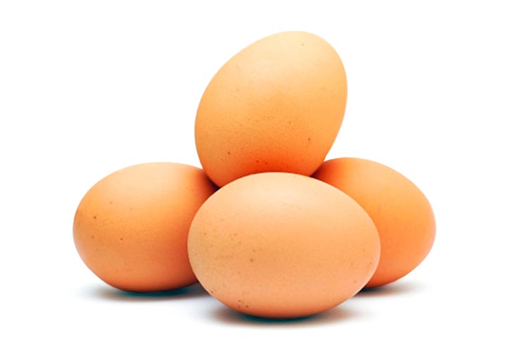 eieren schouwen zonder schouwlamp
