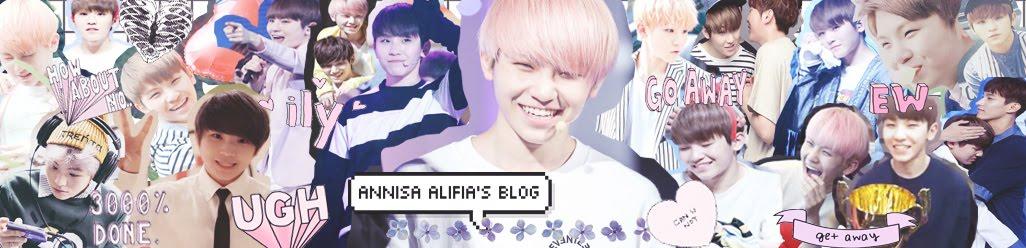 Annisa Alifia's Blog =_=