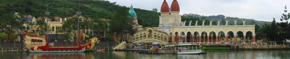 Sewa Villa Di Puncak Murah ~ Kota Bunga ~ Puncak Resort & Coolibah Cipanas