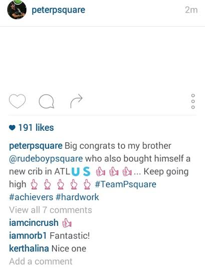 Paul Okoye acquires new crib in Atlanta (photos) Unnamed