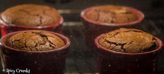 molten cakes