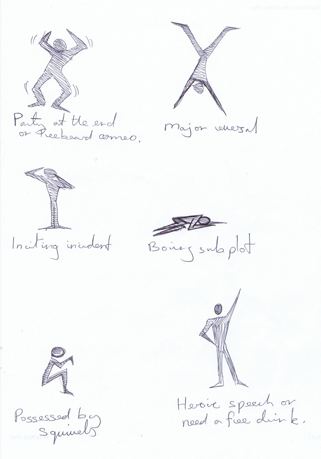 interpretive dance your thesis How i wrote a phd thesis in 3 months  you can then present it in any way you like (in a talk, a paper, a thesis chapter, an animated cartoon, interpretive dance.
