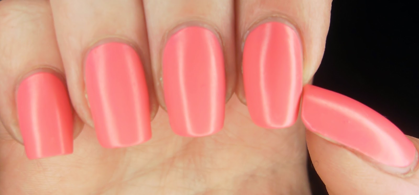 how to keep matte nail polish from getting shiny